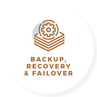 backup, recovery and failover