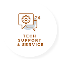 tech support and service
